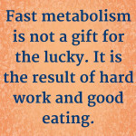 What Affects Your Metabolism